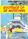 Strips - Lucky Luke - Bootrace op de Mississippi