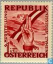 Postage Stamps - Austria [AUT] - Anti-fascist exhibition