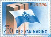 Timbres-poste - Saint-Marin - Europe