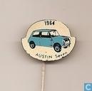 1964 Austin Seven [blauw]