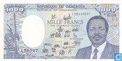 Cameroun 1000 Francs