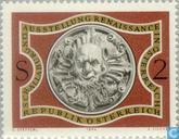 Postzegels - Oostenrijk [AUT] - Tentoonstelling 'Renaissance in Oostenrijk'