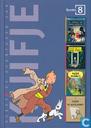 Comics - Tim und Struppi - Bundel 8