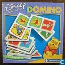 Board games - Domino (pictures) - Winnie the Pooh -  Domino + Puzzel