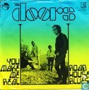 Platen en CD's - Doors, The - You Make Me Real