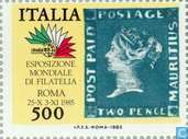 ITALIA '85 Stamp Exhibition