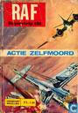 Strips - RAF - Actie Zelfmoord