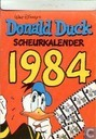 Comic Books - Donald Duck - Scheurkalender 1984