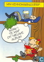 Comic Books - Guust - Mini Kennismakingsstrip