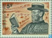 Postage Stamps - Belgium [BEL] - World Day for the lepers