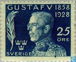 Timbres-poste - Suède [SWE] - 25 bleu
