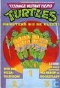 Comic Books - Teenage Mutant Ninja Turtles - De nacht van monsterex