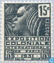 Postage Stamps - France [FRA] - Colonial Exhibition