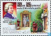 Postage Stamps - San Marino - Opera