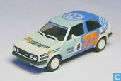 "Model cars - Herpa - Volkswagen Golf II GTI 1983 rally ""Triumph Adler"""