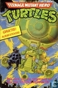 Comic Books - Teenage Mutant Ninja Turtles - Buitenaardse wezens vallen aan
