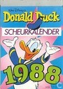Strips - Donald Duck - Scheurkalender 1988