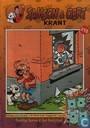 Bandes dessinées - Samson & Gert krant (tijdschrift) - Nummer  210
