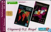 Biegel Uitg. CardEx 1996 (achterkant Seghwaert)