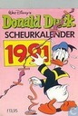 Comic Books - Donald Duck - Scheurkalender 1991