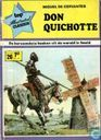 Bandes dessinées - Don Quichotte de la Mancha - Don Quichotte