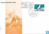 Zuricher sechseläuten 1966 Brief