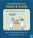 Comic Books - Fokke & Sukke - De bètacanon van Fokke & Sukke