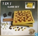 Brettspiele - Schaak - 7 in 1 Game Set