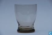 Verre / Cristal - Kristalunie - Travar Glas 140 gr. fumi