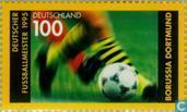 champion de football Borrussia Dortmund-