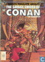 Bandes dessinées - Conan - The Savage Sword of Conan the Barbarian 88