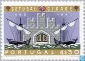 Postage Stamps - Portugal [PRT] - Setubal 100 years