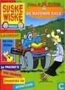 Strips - Suske en Wiske weekblad (tijdschrift) - 1996 nummer  25