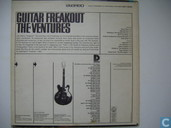 Disques vinyl et CD - Ventures, The - Guitar freakout