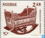 Timbres-poste - Suède [SWE] - 200 Brown