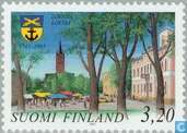 Postage Stamps - Finland - 250 years Loviisa