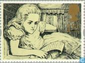 Postzegels - Groot-Brittannië [GBR] - Kinderboekfiguren