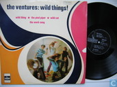 Disques vinyl et CD - Ventures, The - Wild things!