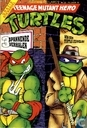 Strips - Teenage Mutant Ninja Turtles - Gratis pizza's?