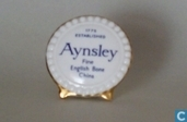 Ceramics - Aynsley -  aynsley porselein dealer shield