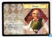 Trading cards - Harry Potter 4) Adventures at Hogwarts - Peeves