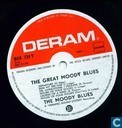 Disques vinyl et CD - Moody Blues, The - The Great Moody Blues