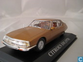 Model cars - Altaya - Citroën SM Maserati