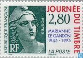 Timbres-poste - France [FRA] - Marianne