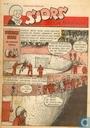 Strips - Sjors van de Rebellenclub (tijdschrift) - 1958 nummer  17