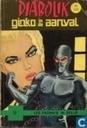 Comic Books - Diabolik - Ginko in de aanval