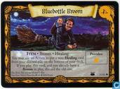 Trading Cards - Harry Potter 3) Diagon Alley - Bluebottle Broom