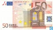 Eurozone 50 Euro Z-T-Du