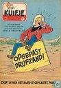 Comic Books - Kuifje (magazine) - Kuifje 48