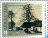 Timbres-poste - Belgique [BEL] - Oeuvres d'art belges à l'étranger